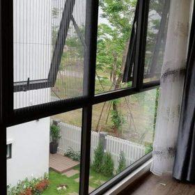 Lưới inox 304 chống muỗi và chống côn trùng cao cấp Hoà Phát
